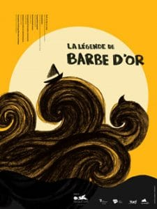 La légende de Barbe d'Or